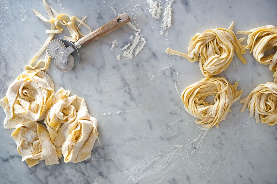 An introduction to fresh pasta with Carla Tomasi