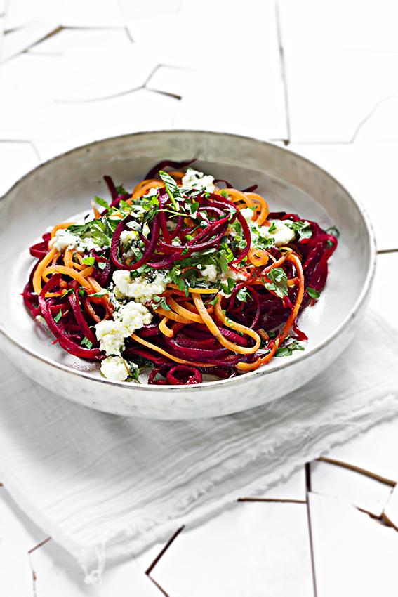 Spaghetti di barbabietola_3238