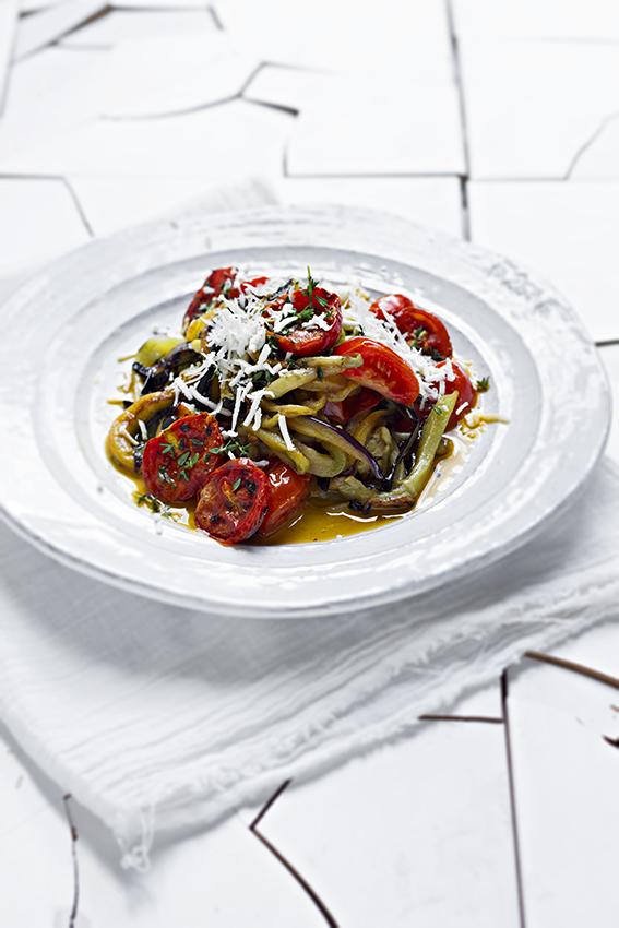 Spaghetti melanzane_3183